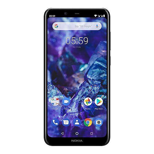 Nokia 5.1 14,7cm Smartphone Octa Core, 32GB 3GB RAM, Dual SIM Dual Kamera NOKIA 5.1 Plus