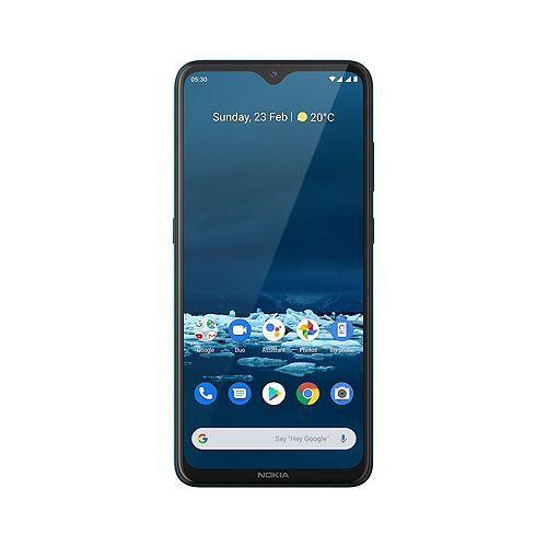 Nokia 5.3 16,64cm Smartphone Octa Core, HD+, 64GB 4GB RAM, Dual SIM 4-fach Kamera, LTE Smartphone 5.3