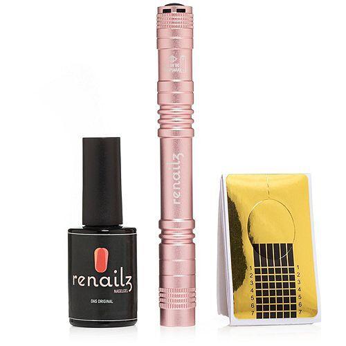 RENAILZ Nagelreparatur-Set zum reparieren & auffüllen von Kunst- und Naturnägeln