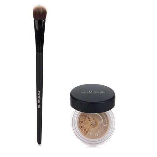 bareMinerals® Augen-Set Well Rested Mineralien 2g mit Pinsel