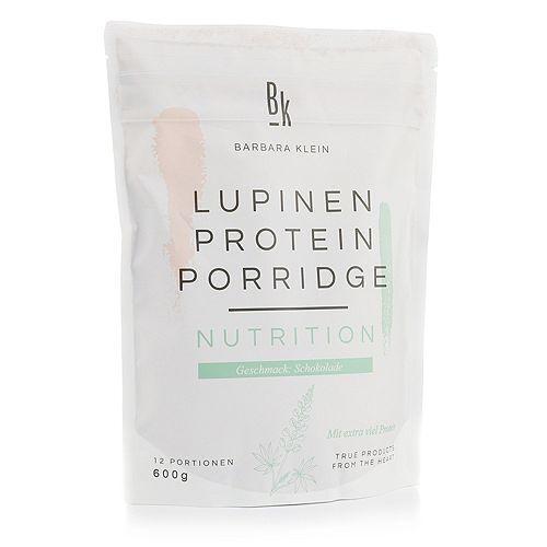 BK by Barbara Klein Porridge mit Lupinen-Eiweiß 12 Portionen