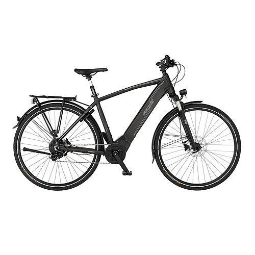 FISCHER 28'' Trekking E-Bike Brose Mittelmotor int. Akku, 10 Gänge bis 120km Reichweite