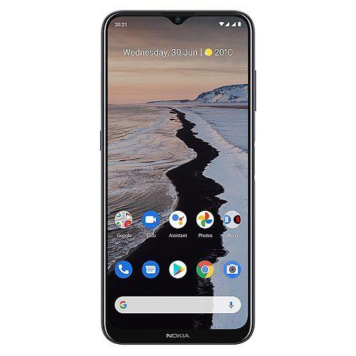 Nokia G10 16,5cm Smartphone 32GB, 3GB RAM 13MP Kamera, HD+ Dual SIM, Android 11 NOKIA G10