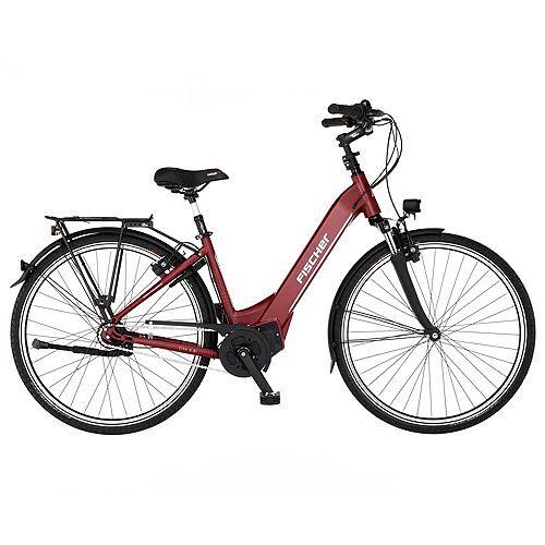 FISCHER 28'' E-Bike BROSE-Mittelmotor integrierter Akku bis 120km Reichweite Cita 5.8i