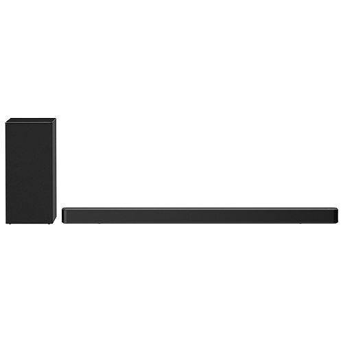 LG 3.1 Soundbar mit kabellosem Subwoofer Bluetooth-Wiedergabe 420W DSN6Y