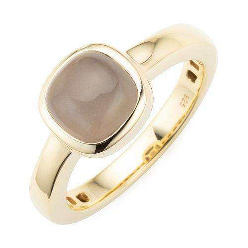 ROYELLE Mondstein Ring ca. 2,00ct Silber 925