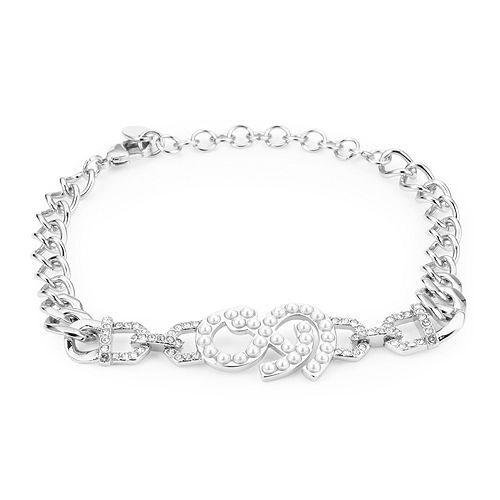 STRANDFEIN Armband Kristalle Schmuckperlen Modeschmuck