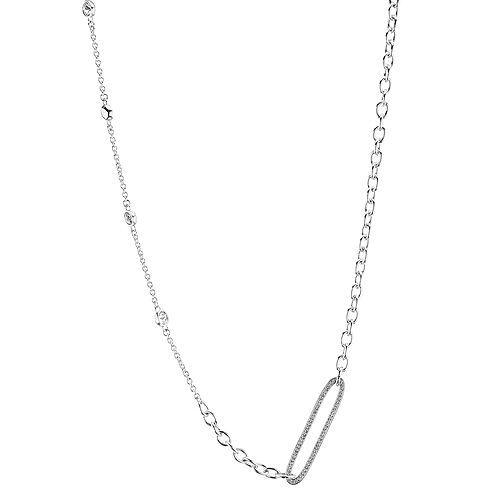 THOM by Thomas Rath Kette Swarovski® Kristalle Länge 57cm Modeschmuck