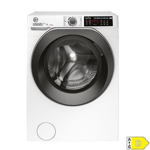Hoover Waschtrockner 9kg Waschen 6kg Trocknen ActiveSteam H-WASH500 HDQ 496AMBS/1-S