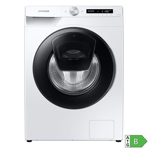 Samsung Waschmaschine 8kg / EEK B 1.400U/Min. inkl. AddWash & WiFi WW81T554AAW/S2