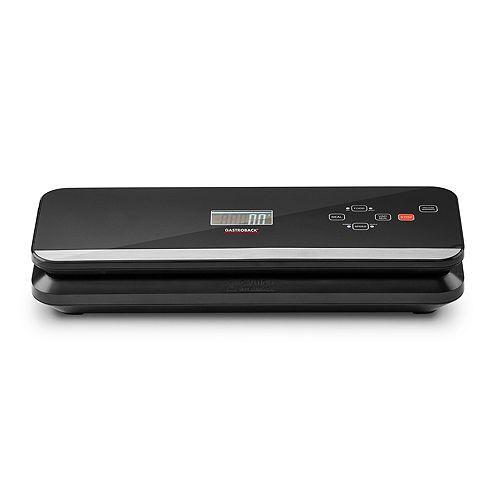 GASTROBACK Design Vakuumierer Advanced Pro inkl. Zubehör 8l/min (0,6 bar) Vakuumierer Advanced Pro