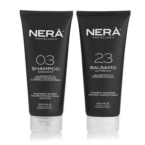 NERÀ Shampoo & Spülung für reichhaltige Pflege je 200ml