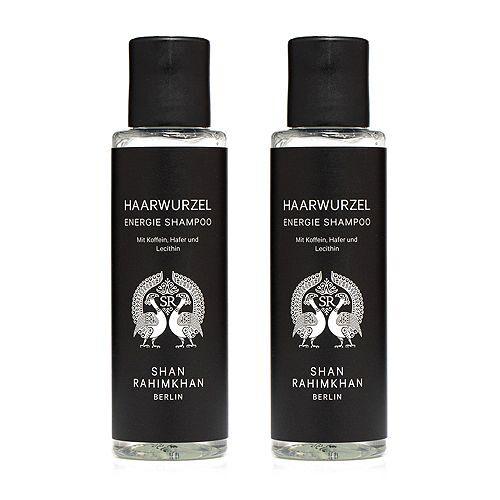 SHAN RAHIMKHAN Haarwurzel Energie Shampoo 2x 100ml