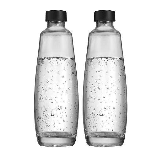 DUO SODASTREAM Duo Glasflasche 2x 1 Liter