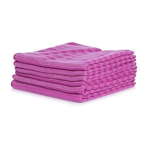 MRS. CLEAN Bodentücher universell einsetzbar hohe Schmutzaufnahme 6 Stück