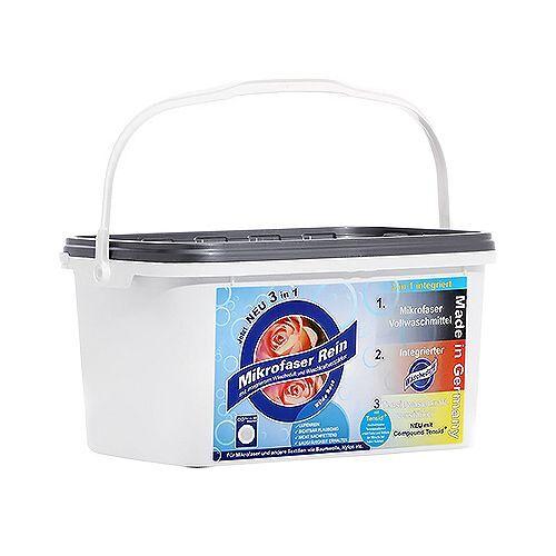 WÄSCHEDUFT PLUS 3in1-Pflege- Vollwaschmittel mit Waschkraftverstärker Wäscheduft, 4kg