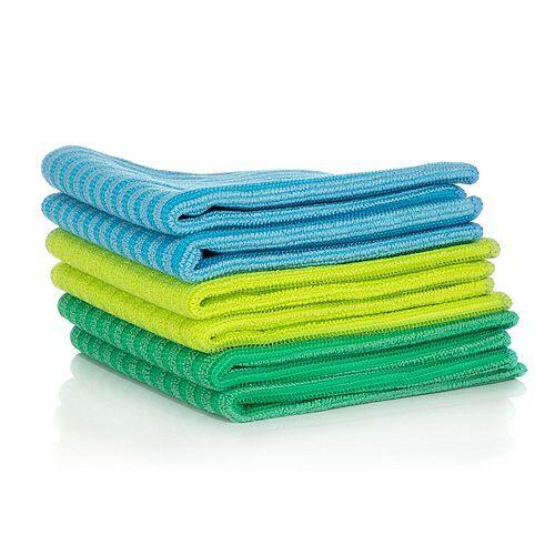 AQUA CLEAN Kristall Scratch Hochleistungs- reinigungstücher 6tlg.