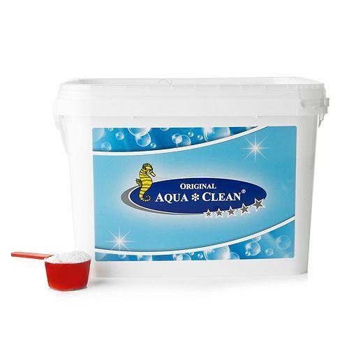 AQUA CLEAN PUR Vollwaschmittel Anti-Grauschleier & Flecken-Booster 3kg
