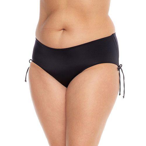 SUGARSHAPE Bikinipanty Monaco seitliche Bänder & Raffungen
