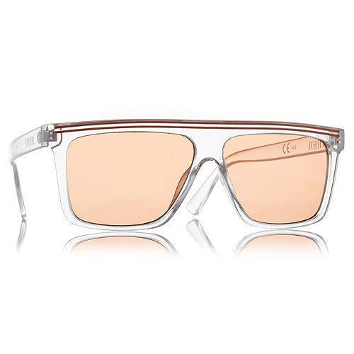 THOM by Thomas Rath Mode-Sonnenbrille UV-Schutzfaktor 400 inklusive Schutzbox Neon-Details