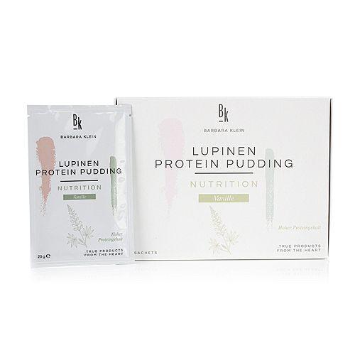 BK by Barbara Klein Protein-Pudding mit Lupineneiweiß 20 Sachets für 20 Portionen