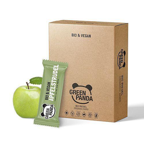 Panda GREEN PANDA Bio-Organic Raw Bars Apfelstrudel 12x 30g