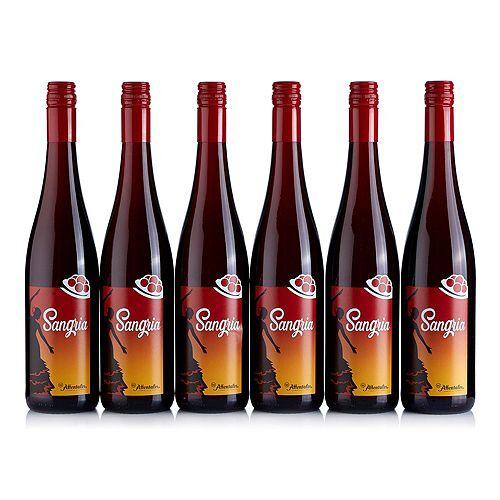 AFFENTALER WEIN Sangria - made by Affentaler 6 Flaschen