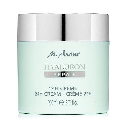 M.ASAM® Hyaluron Repair 24h-Creme 200ml mit Cica-Extrakt duftneutral