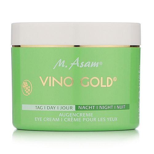 M.ASAM® Vino Gold® Augencreme Tag & Nacht 2x 30ml