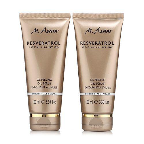 M.ASAM® Resveratrol NT50 Face Peeling Duo je 100ml
