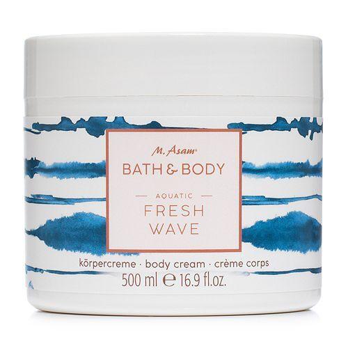 M.ASAM® Bath & Body Fresh Wave Bodycream 500ml