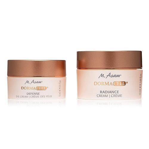 M.ASAM® Dormacell Radiance Cream 50ml & Defense Eye Cream 15ml