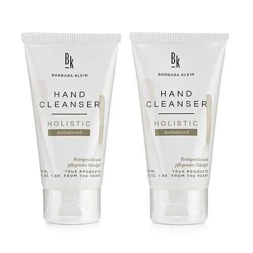 BK by Barbara Klein Hand Cleanser antibakteriell, reinigend & pflegend 2x 50ml