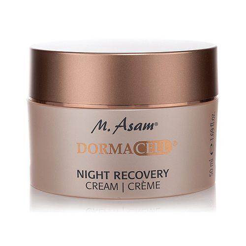M.ASAM® Dormacell Night Recovery Cream Nachtcreme 50ml