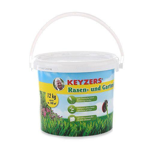 KEYZERS® Rasen- & Gartenkalk 12kg