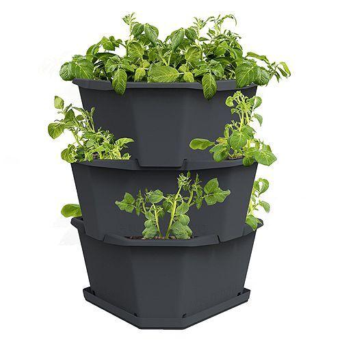 GUSTA GARDEN PAUL POTATO vertical Gardening für 9 Kartoffelpflanzen