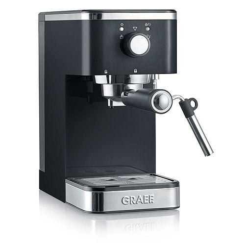 GRAEF. Siebträger- Espressomaschine 1,25l SALITA ES 402