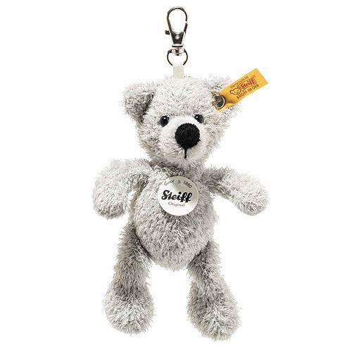 STEIFF® Schlüsselanhänger Teddy Fynn aus Plüsch Höhe ca. 12cm