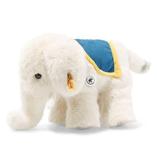 STEIFF® Elefant Elefäntle aus Plüsch stehend Höhe ca. 25cm