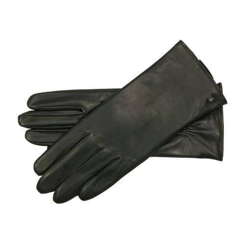 Roeckl Damenhandschuh aus Ziegenleder, Schwarz (0) 19 cm (7)