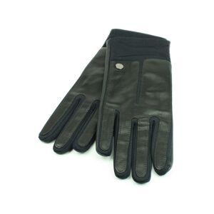 Roeckl Sportive Touch Woman Handschuhe aus Leder mit Touchfunktion, Schwarz (0) 21,5 cm (8)