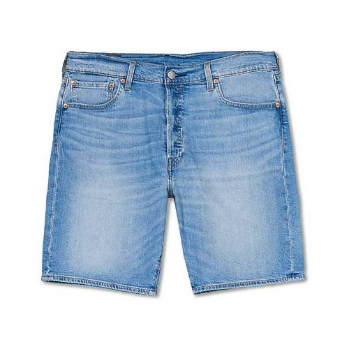 Levi's 501 Denim Stretch Shorts Bratwurst