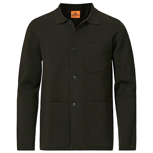 Andersen-Andersen Work Jacket Hunting Green