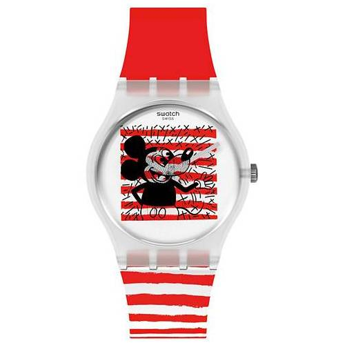 Swatch Swatch x Keith Haring Mouse Marinière
