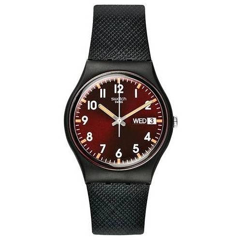 Swatch Sir Red
