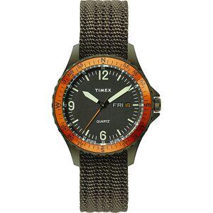 Timex Navi Land 38mm Green/Dark Green Dial