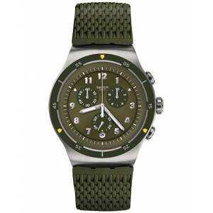 Swatch Runforest Green