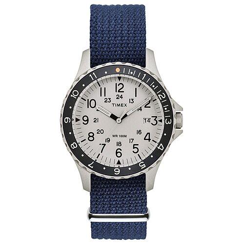 Timex Navi Ocean Pearl White Dial