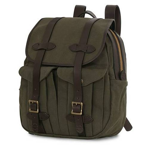 Filson Rucksack Otter Green Canvas