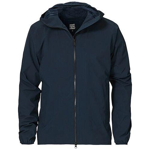 Scandinavian Edition Hood Jacket Navy